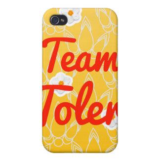 Team Toler iPhone 4 Case