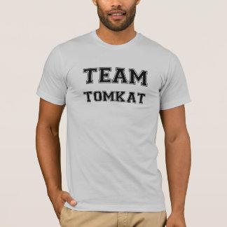 Team TOMKAT t-shirt