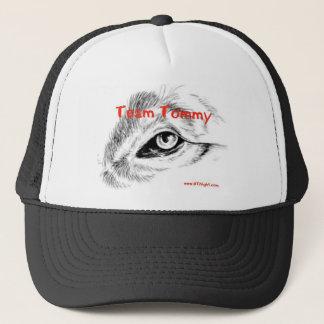 Team Tommy Trucker Hat