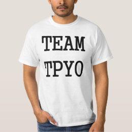 Team Tpyo (Black) T-Shirt