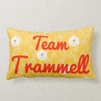 Team Trammell Pillow