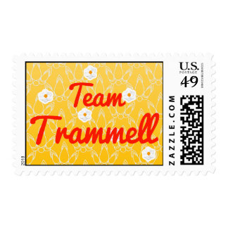 Team Trammell Stamps