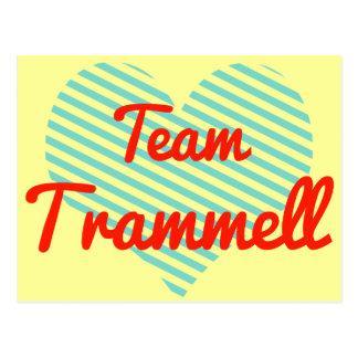 Team Trammell Postcard