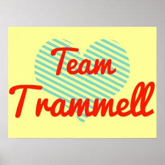 Team Trammell Poster