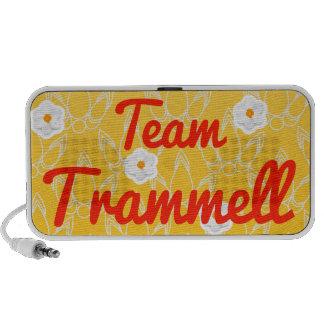 Team Trammell iPhone Speakers