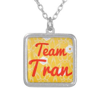 Team Tran Custom Necklace