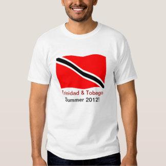 Team Trinidad and Tobago Summer 2012 T-Shirt