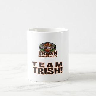 Team Trish Coffee Mug