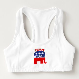 Team Trump Sports Bra