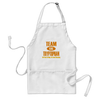 Team Tryptophan Adult Apron