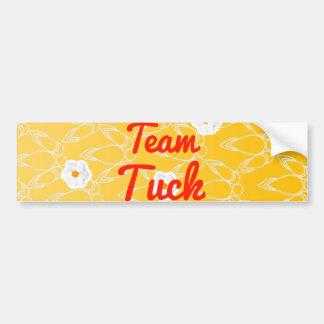 Team Tuck Car Bumper Sticker