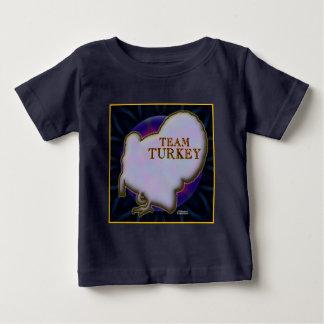 Team Turkey Baby T-Shirt