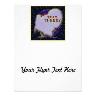 Team Turkey Flyer