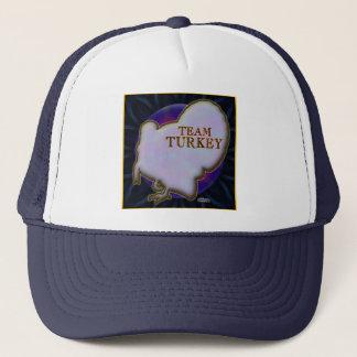 Team Turkey Trucker Hat