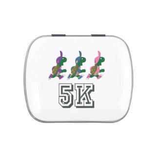 Team Turtle 5K Candy Tin