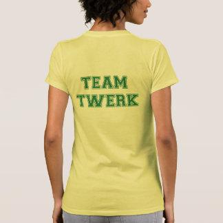 Team Twerk T Shirts