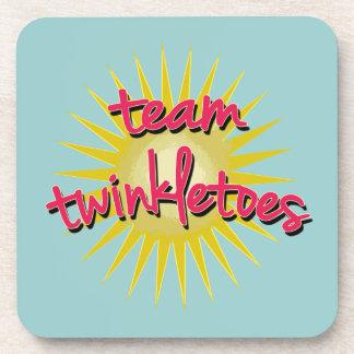 Team Twinkletoes with Starburst Coaster