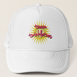 Team Twinkletoes with Starburst Trucker Hat