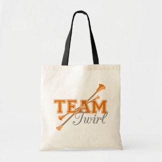 Team Twirl Baton Bags
