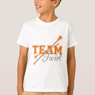 Team Twirl Baton T-Shirt