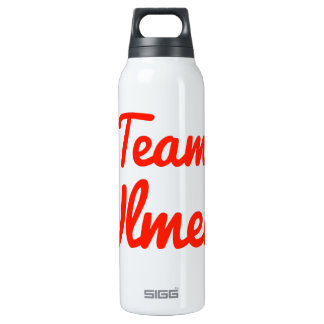 Team Ulmer 16 Oz Insulated SIGG Thermos Water Bottle