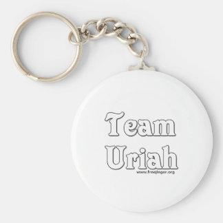 Team Uriah Keychain