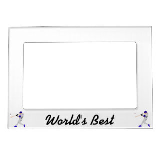 Team US png Magnetic Picture Frame