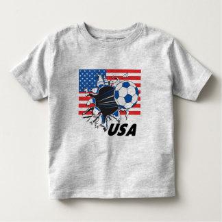 Team USA Soccer Tees