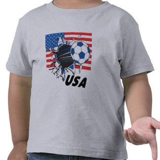 Team USA Soccer Tshirts