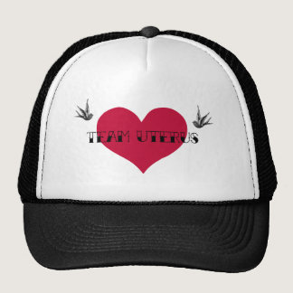 Team Uterus Trucker Hat