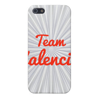 Team Valencia Cases For iPhone 5