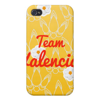 Team Valencia iPhone 4/4S Cover