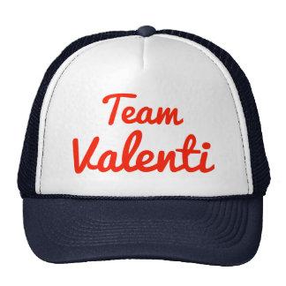 Team Valenti Trucker Hat