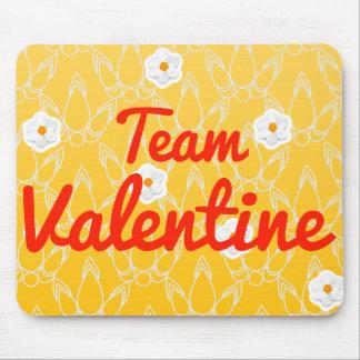 Team Valentine Mousepads