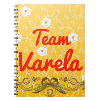 Team Varela Notebook