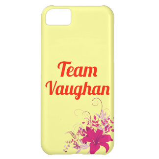 Team Vaughan Case For iPhone 5C