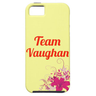 Team Vaughan iPhone 5 Cover
