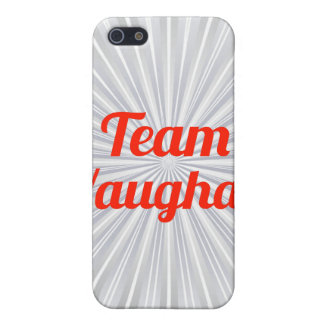 Team Vaughan iPhone 5 Cases