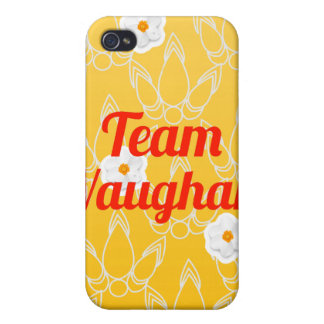 Team Vaughan iPhone 4/4S Cover