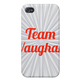 Team Vaughan Case For iPhone 4