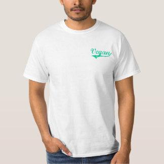 Team Vegan 2-Sided Shirts