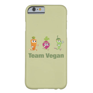 Team Vegan Barely There iPhone 6 Case