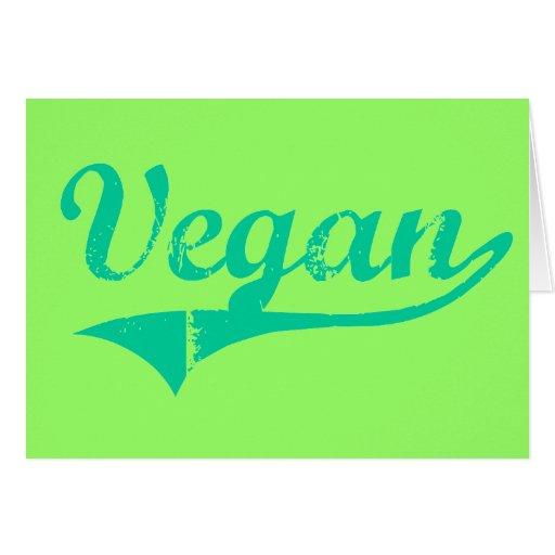 Team Vegan Cards