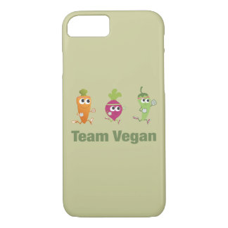 Team Vegan iPhone 8/7 Case