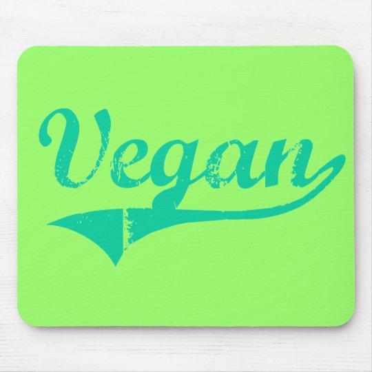 Team Vegan Mousepad