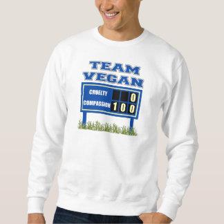 Team Vegan Sweatshirt