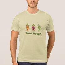 Team Vegan T Shirts