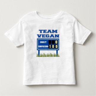 Team Vegan Toddler T-Shirt