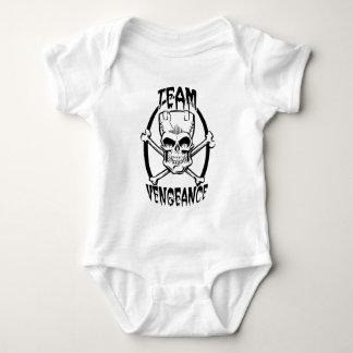 Team Vengeance Creeper. Baby Bodysuit