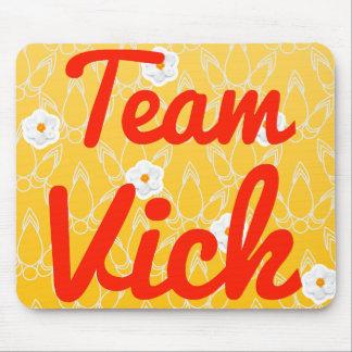 Team Vick Mouse Pad